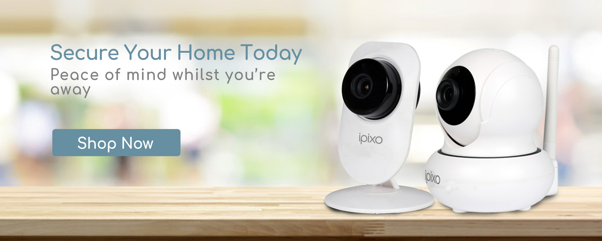 time2 HD Rotating WiFi Camera
