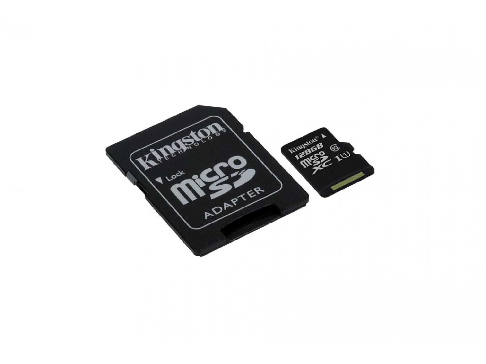 Kingston 128GB UHS-1 (U1) Micro SD Memory Card