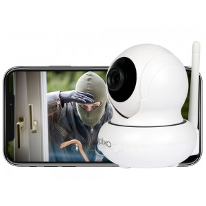 ipixo Rotating WiFi IP Home Security Camera