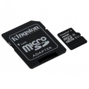 16GB Micro SD Memory Card