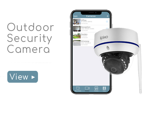 Outdoor Dome Security Camera